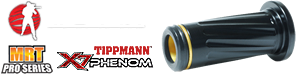 TECHT Paintball Bad Karma Edition Pro Series MRT Delrin Bolt for the Tippmann X7 Phenom - The Official Marker of Bad Karma
